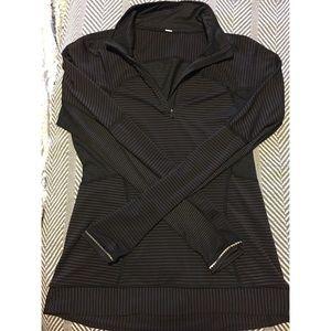 Lululemon half zip pullover jacket